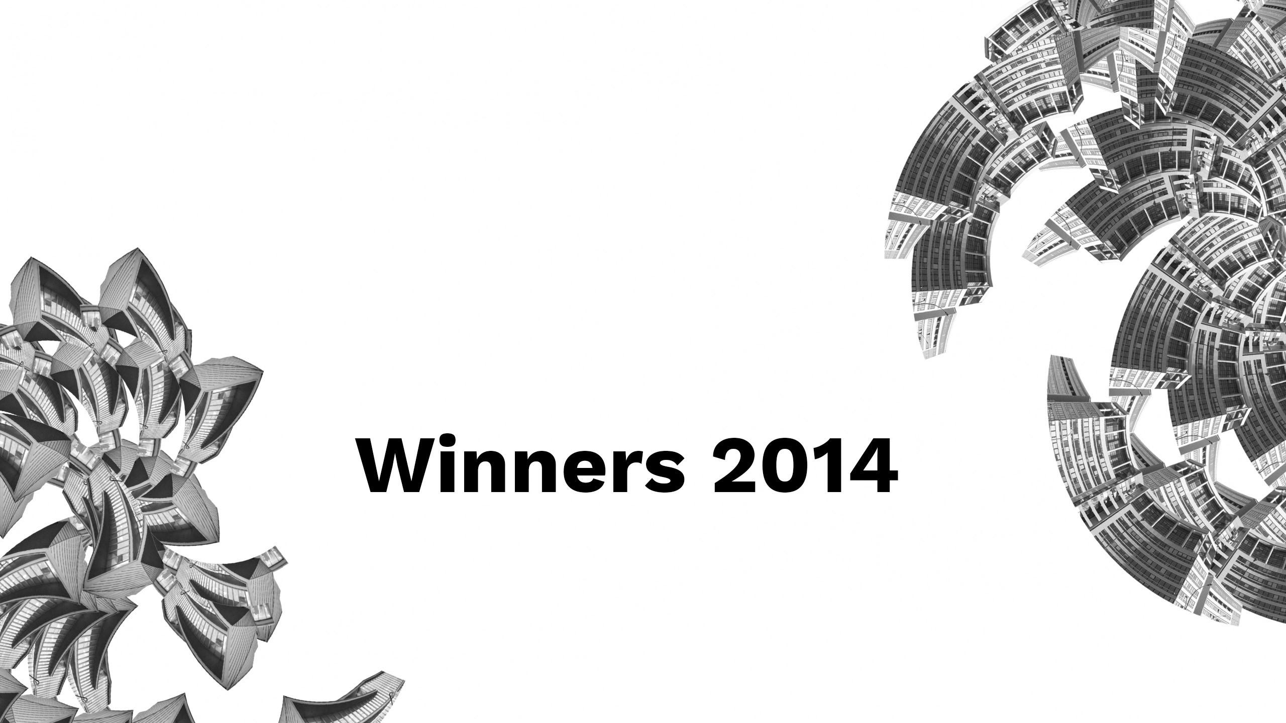 Winners 2014 Archifoto